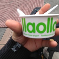 Photo taken at llaollao by Antonio D. on 5/7/2013