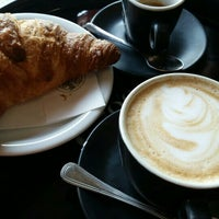 Photo taken at Caffe Vergnano by Natercia L. on 4/16/2015