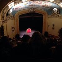 Photo taken at Byham Theater by Vinita I. on 3/1/2015