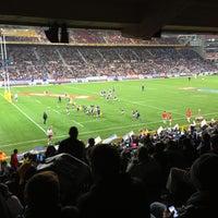 Foto tirada no(a) Newlands Rugby Stadium por Kobus M. em 7/13/2013