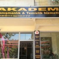 Photo taken at Akademi Danışmanlık Ve Temizlik Hizmetleri by Batıkan on 7/8/2013