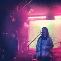 Photo taken at Hoxton Square Bar & Kitchen by Simon B. on 2/18/2013