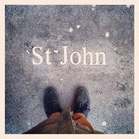 Photo prise au St. John Bread and Wine par Simon B. le1/5/2013