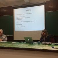 Photo taken at Faculdade de Medicina (FM) by Flavia G. on 5/20/2015