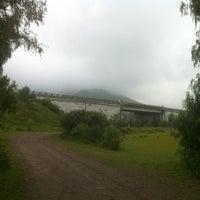 Photo taken at Autopista Arco Norte (Caseta Atitalaquia) by Javier G. on 9/8/2013