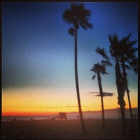 Photo taken at Heading to Venice Beach by Wes E. on 8/28/2013