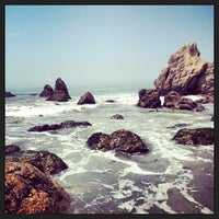 Photo taken at El Matador State Beach by Wes E. on 6/30/2013