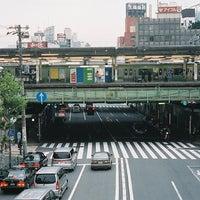 Photo taken at Nishi-nippori Station by あっくん on 5/19/2014