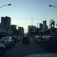 Photo taken at Avenida Dom Luís by Marcia S. on 9/9/2015