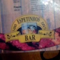 Foto tirada no(a) Espetinho's Bar por Wilson A. em 11/24/2013