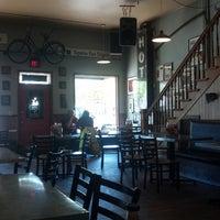 Photo taken at Gannett Grill by Sara K. on 5/31/2013