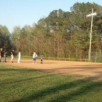 Photo taken at Clayton Legends Park by Wayne S. on 4/10/2013