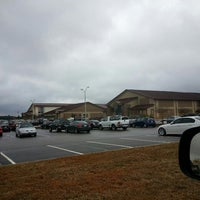 Photo taken at Corinth Holders High School by Wayne S. on 1/16/2014