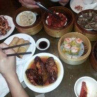 Photo taken at Tak Fu Seafood Restaurant 德福點心皇 by Sandy N. on 6/14/2013