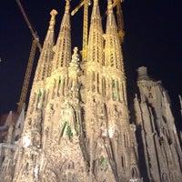 Foto scattata a Sagrada Família da Candy B. il 6/3/2015