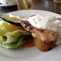 Photo taken at Nambawan Restaurant & Cafe by Sonia C. on 7/18/2013