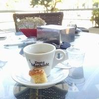 Photo taken at Café Dona Mathilde - Smart by Marcos F F. on 9/2/2014