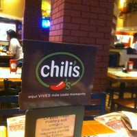 Photo taken at Chili's Coapa by Diiegho P. on 10/9/2013