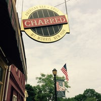 Photo taken at Charred American Bar + Grill by Iva K. on 6/20/2015