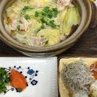 Photo taken at 大衆食堂 丸徳 by Kouichirou Y. on 7/3/2013