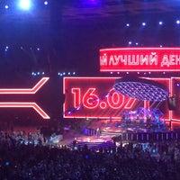 Das Foto wurde bei СК «Олимпийский» von Kudrik am 7/16/2018 aufgenommen