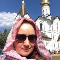 Photo taken at Храм в честь Новомученников и Исповедников Российских by Kudrik on 4/30/2016