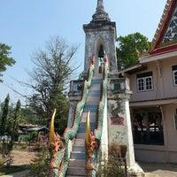 Photo taken at วัดแค (ราชานุวาส) by Pinky P. on 1/18/2014