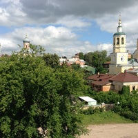 Photo taken at Соборная Гора by Irina A. on 6/23/2013