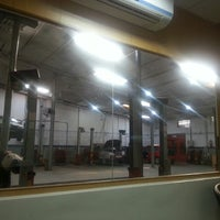 Photo taken at AVK Ford Service Center by Narayanasamy G. on 3/19/2014