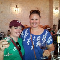 Photo taken at Becker Vineyards by Andrea on 8/11/2013