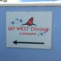 Photo taken at Go West Diving by Patrick H. on 8/8/2013