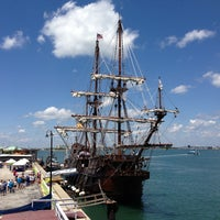 Photo taken at Port Canaveral by Rick R. on 5/8/2013