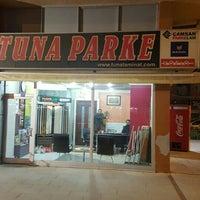 Photo taken at Tuna Parke by Muzaffer K. on 12/17/2015
