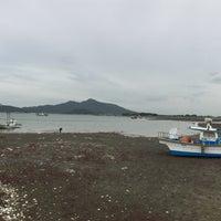 Photo taken at 후포항 by J.Y. L. on 10/4/2017