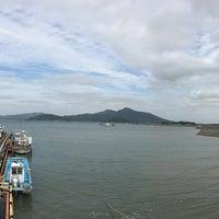 Photo taken at 후포항 by J.Y. L. on 10/3/2017