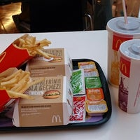 Photo taken at McDonald's by Engin Ö. on 7/23/2013