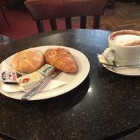 Photo taken at Café Jelinek by Francesco V. on 1/17/2013