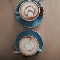 Photo taken at King Kong Coffee by Greet G. on 3/24/2016