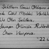 Photo taken at Tanrıseven Restaurant by Cem S. on 3/9/2014
