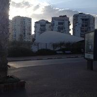 Photo taken at Amphitheatre / Амфитеатр / אמפי פיס by Anna A. on 11/2/2013