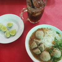 Photo taken at Bakso Green Garden by vanessa a. on 11/11/2015