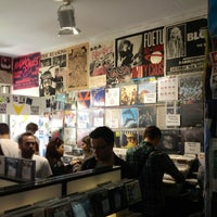 Photo taken at Rough Trade Records (West) by Hemmy E. on 4/20/2013