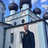 Photo taken at храм святой троицы by Andrey I. on 4/15/2017