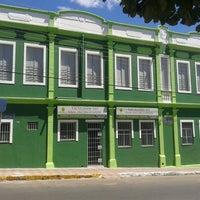 Photo taken at Faculdade do Vale do Jaguaribe FVJ Núcleo de Crato by Alice S. on 8/27/2013