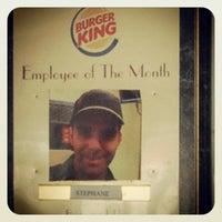 Photo taken at Burger King by Zuzu M. on 9/22/2012