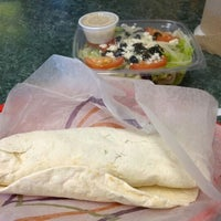 Photo taken at Pita's Mediterranean Cafe by Zuzu M. on 10/29/2012