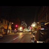 Photo taken at Downtown Frederick by Smoothcat on 12/8/2012