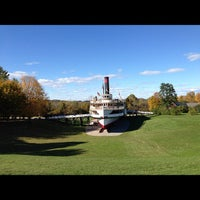 Photo taken at Shelburne Museum by Smoothcat on 10/13/2012