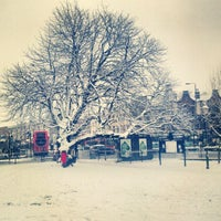Photo taken at Camberwell Green by Peter on 1/20/2013