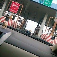 Photo taken at Conservation Toll Plaza by Tunde D. on 8/3/2016